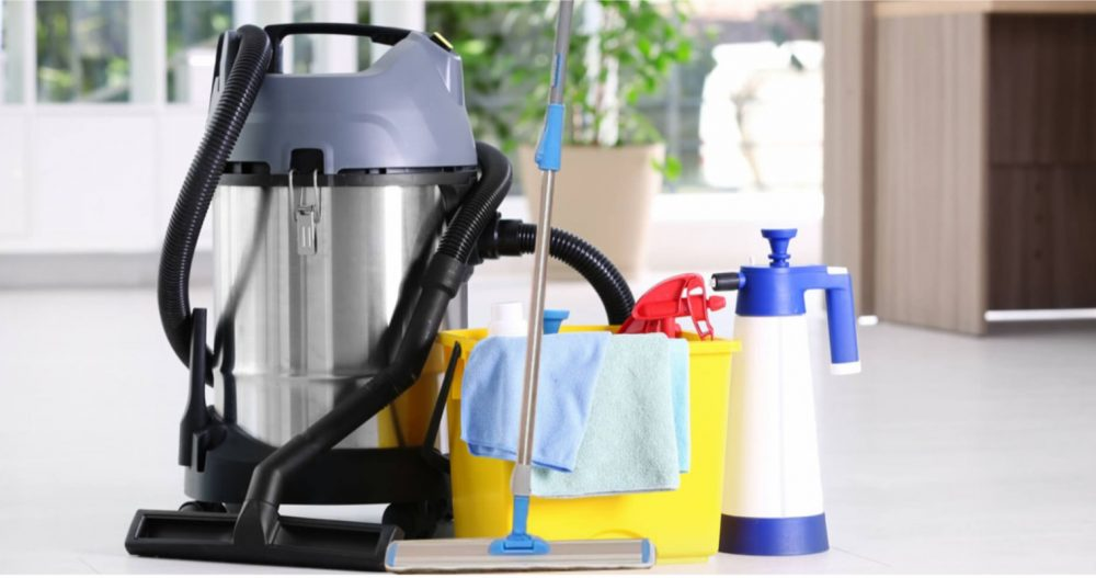 Benefits of using cleaning equipment