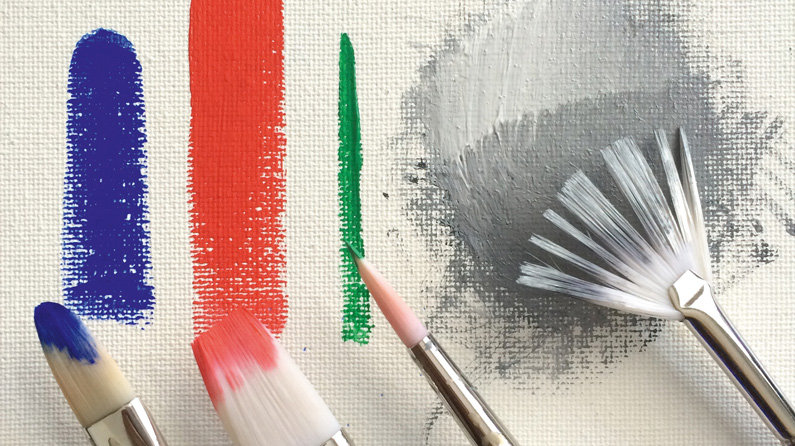 Tips for canvas painting
